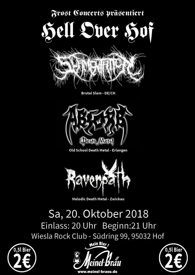 Ravenpath im Wiesla Rock Club